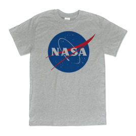 413 nasa meatball logo grey shirt melonkiss