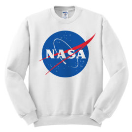 413 nasa meatball logo sweatshirt melonkiss