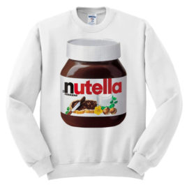 434 nutella sweatshirt melonkiss