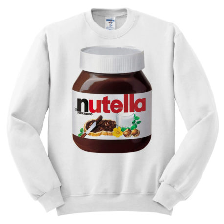 434 nutella sweatshirt melonkiss