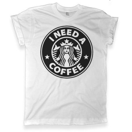 511 i need a coffee starbucks shirt melonkiss