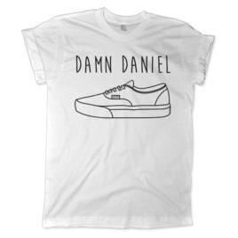 526 damn danial shirt white vans shirt melonkiss