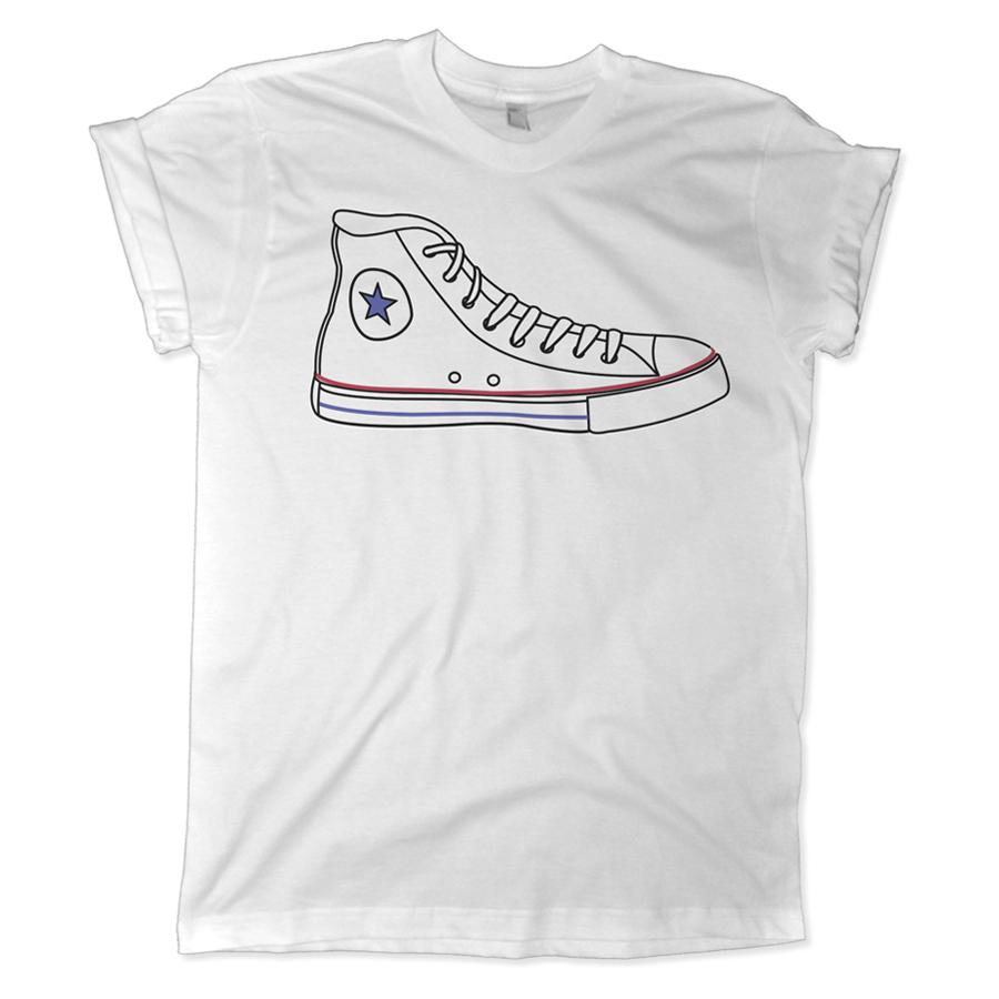 543-converse chuck taylor shirt-melonkiss