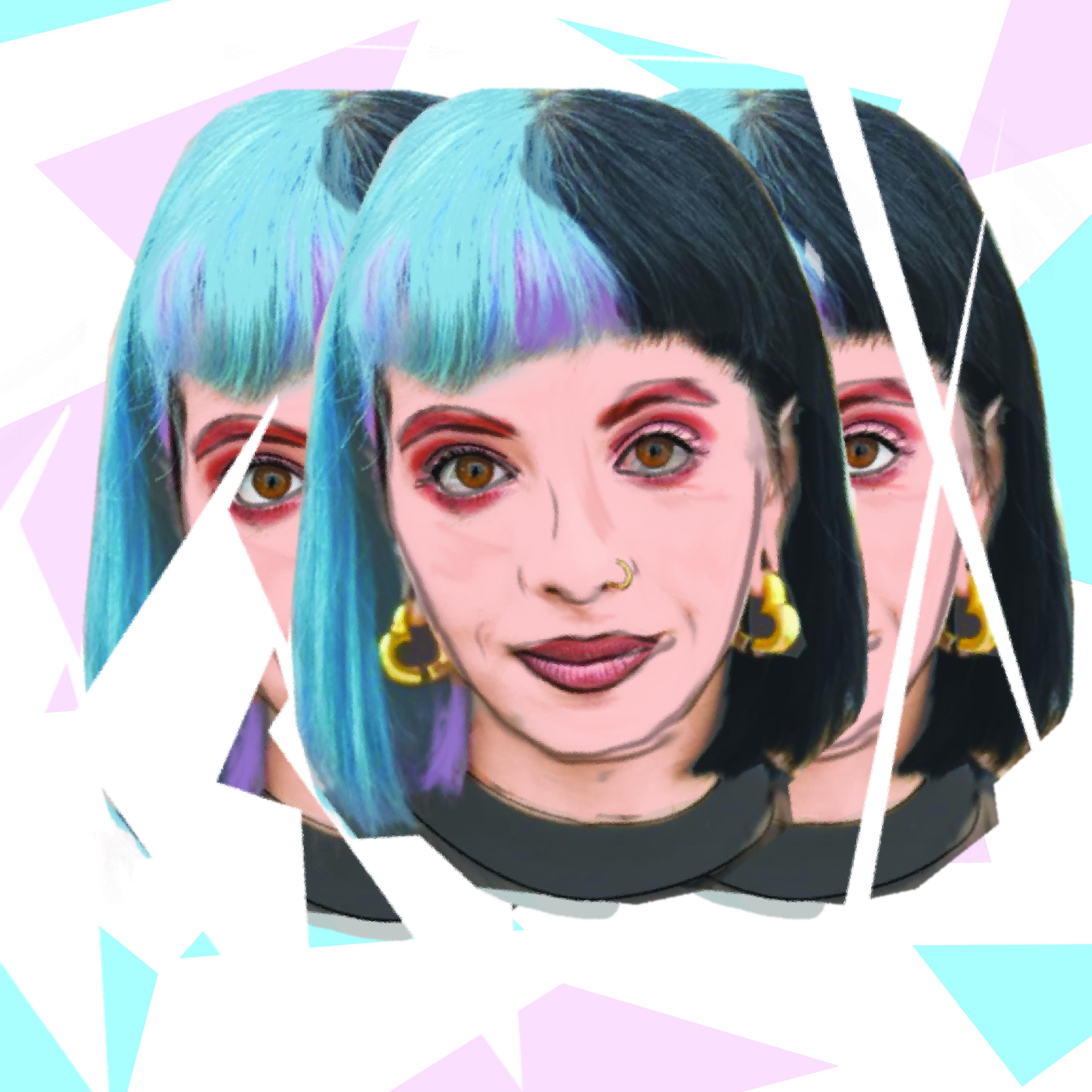Melanie Martinez Art