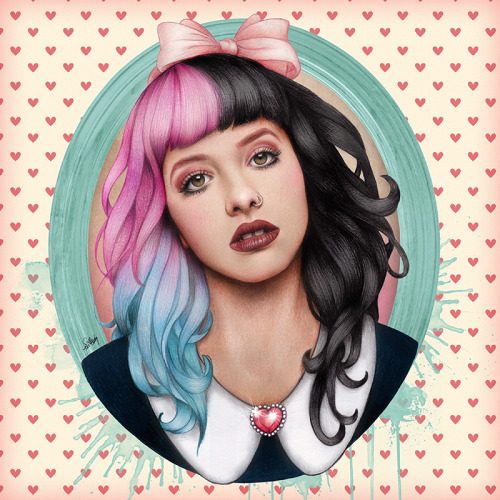 melanie martinez art melonkiss