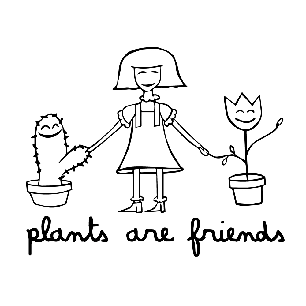 plants are friends boise graphic artist cody schneider melonkiss