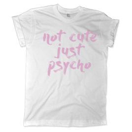 638 not cute just psycho shirt melonkiss 900