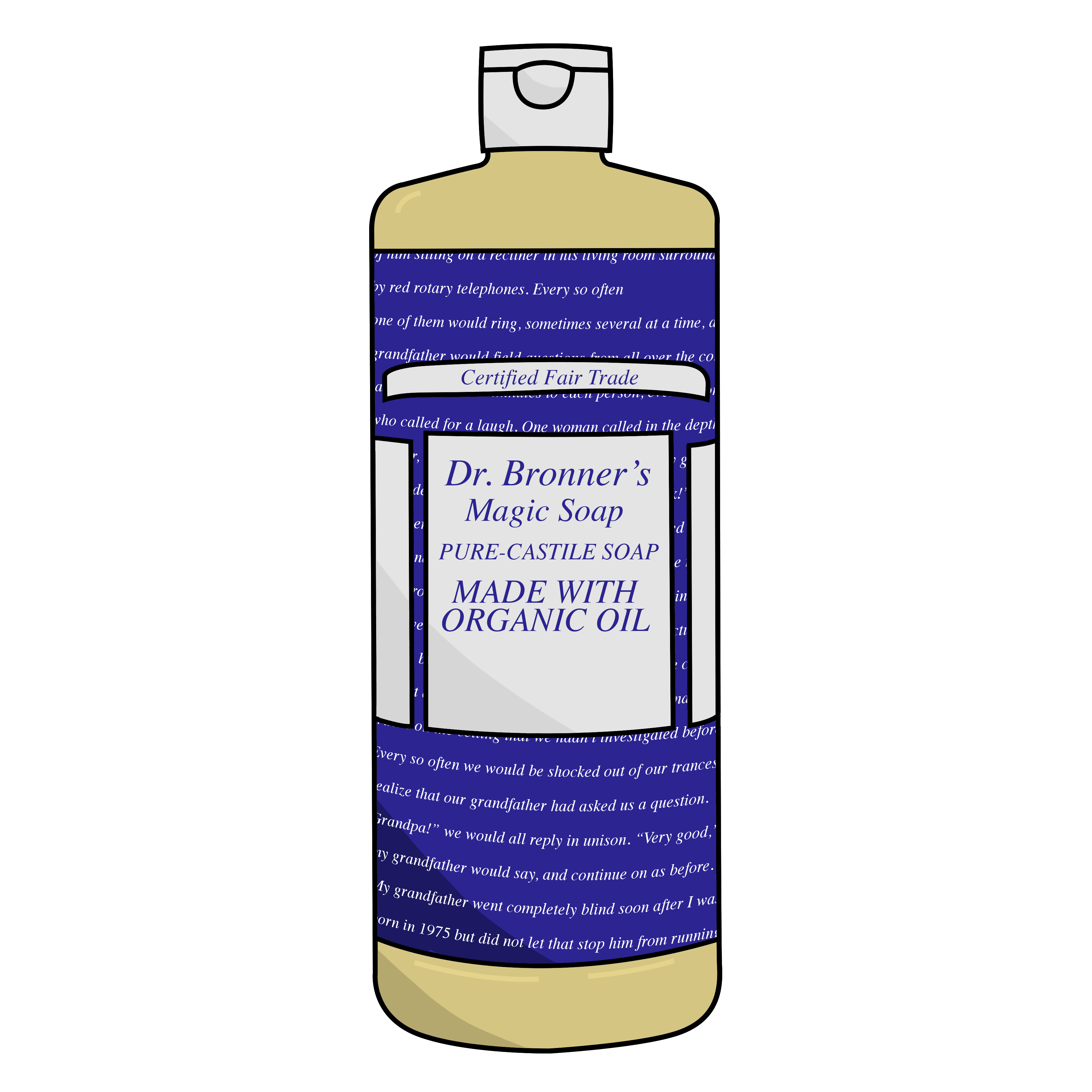 Dr. Bronner's Is Probably The Best Soap Ever