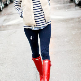 Hunter Boots Are The Next Big Thing