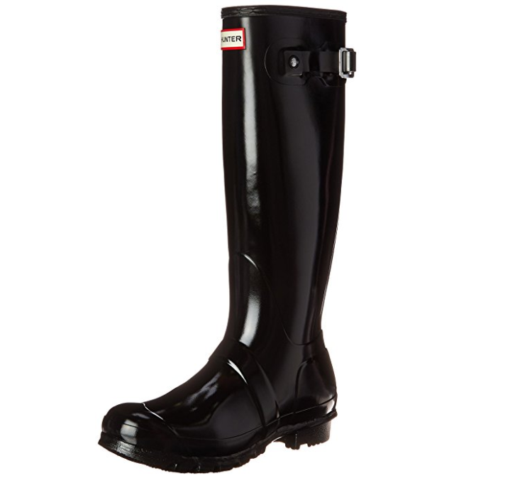 how to wear hunter boots outfit ideas 7