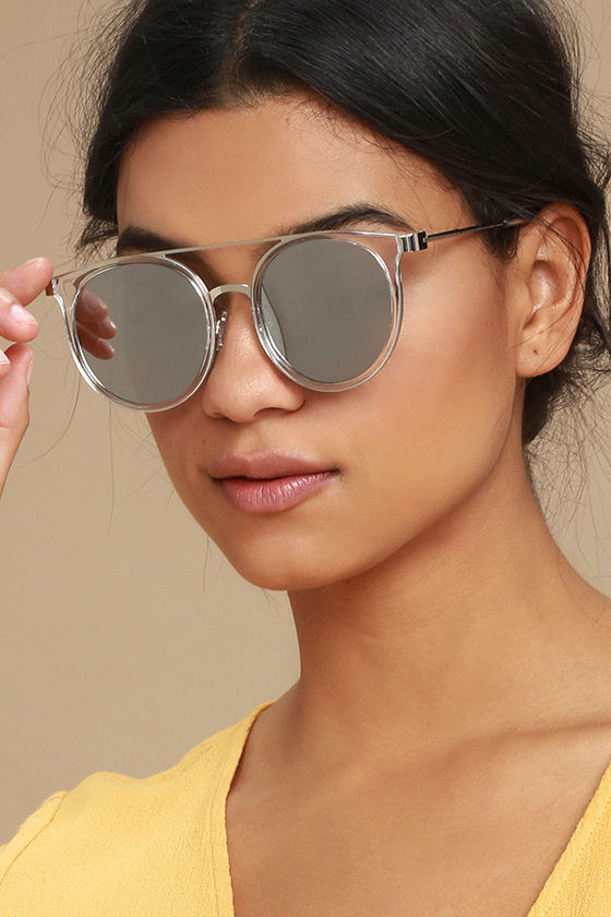 fashion trends summer 2017 clear rimmed sunglasses melonkiss 6