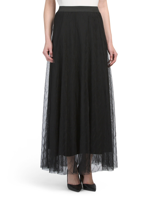 fall 2017 fashion trends tulle skirts 5