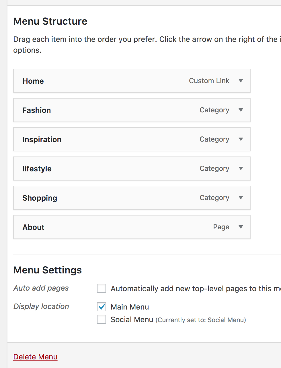 1 How To Make A Fashion Blog On WordPress 26