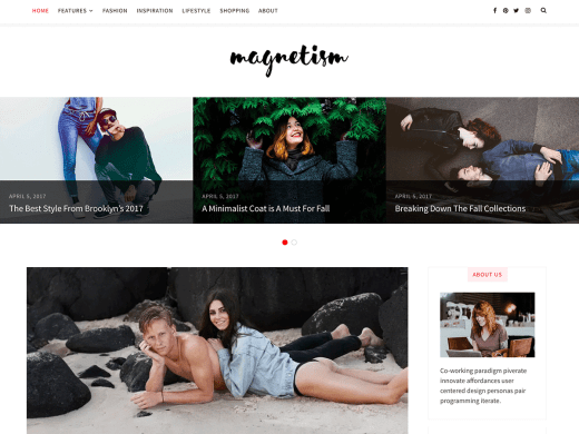 How To Make A Fashion Blog On WordPress 21