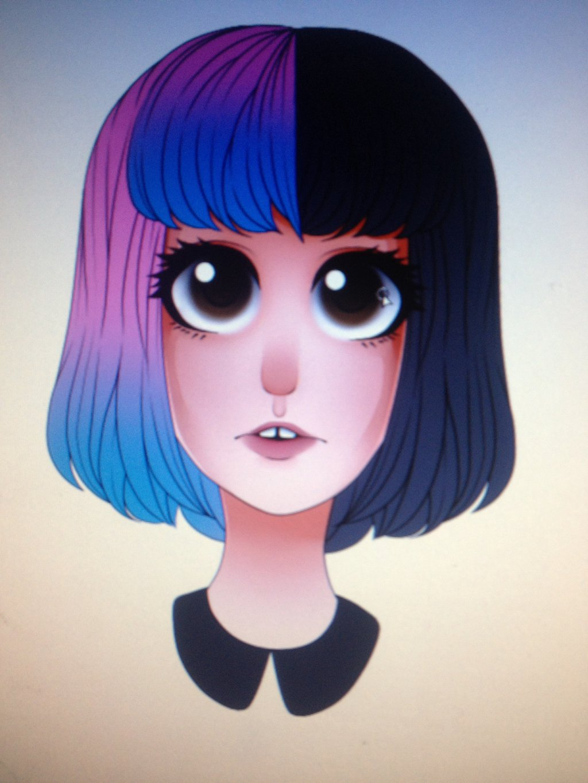 Melanie Martinez Art Melonkiss