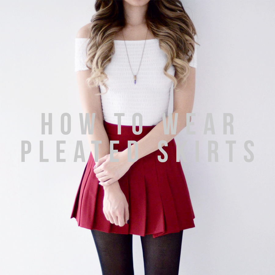 Cute Skirt Fashion Winter