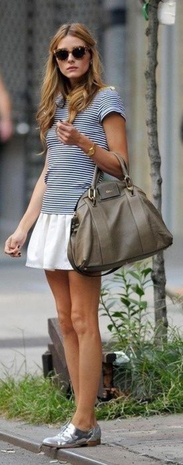 how to wear a pleated skirt outfit ideas 2017 melonkiss